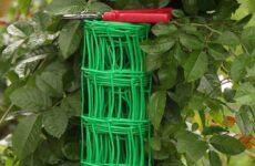 Что такое шпалерная сетка? Описание, применение и цена шпалерной сетки